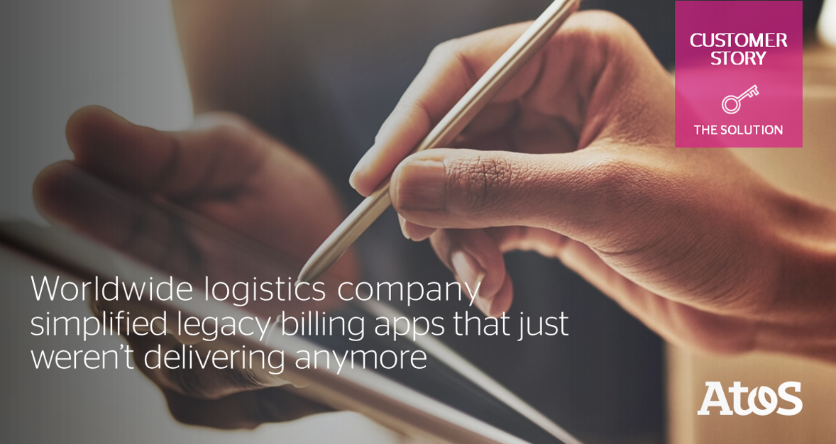 How the global legacy billing system was modernized: Cleansed 250 million customer...