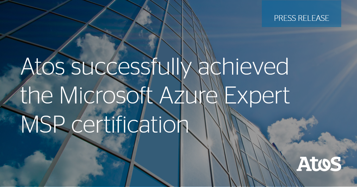We're delighted to announce that we've successfully achieved the audited Microsoft Azure Exper...