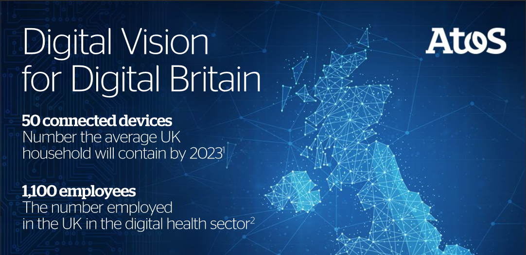 The digital tech sector is worth £184 billion to the UK economy, with digital...