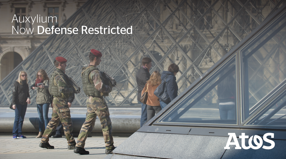 We have just received 'Defense Restricted' official certification on our 4G LTE tactical...