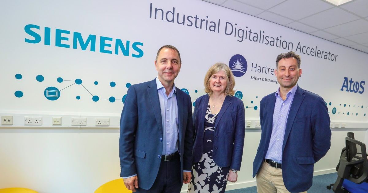 Delighted to announce the launch of the new Industrial Digitalisation Accelerator from Atos,...