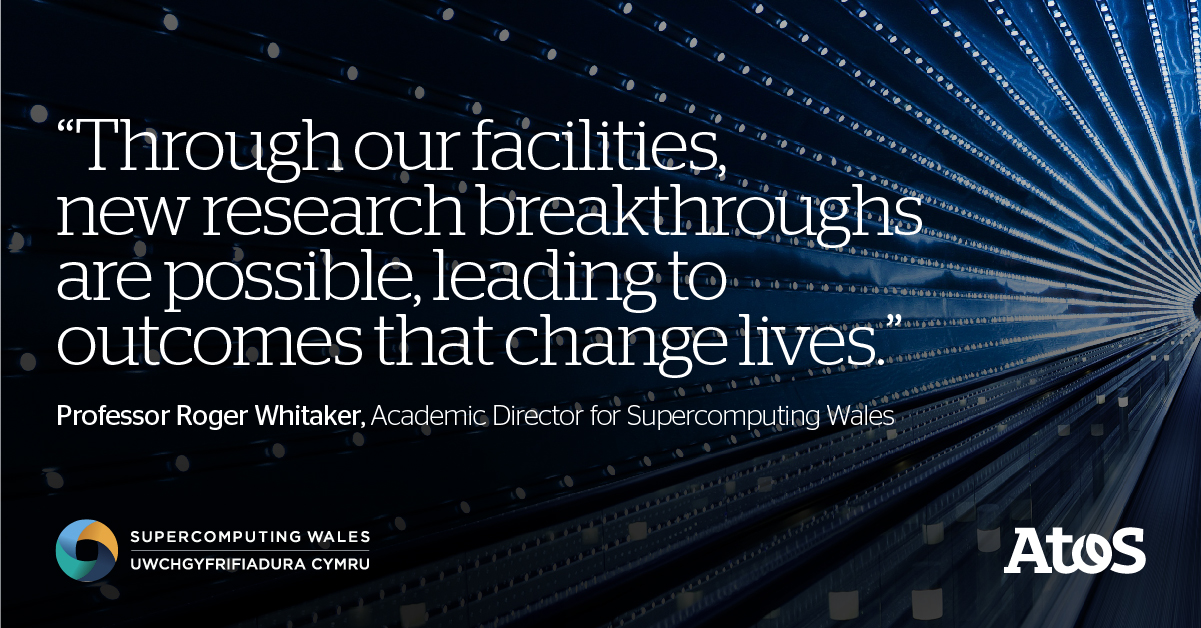 From designing speed boats to furthering speech recognition: supercomputing is everywhere....