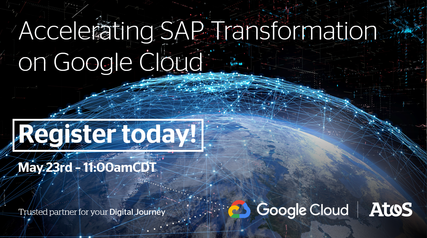 Enterprise customers are on the move to digital transformation. #SAP customers are seeking...