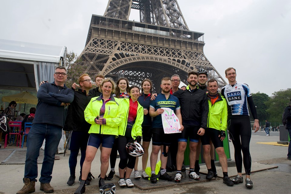 Congratulations to our UK&I colleagues who successfully completed the London2Paris bike ride - r...