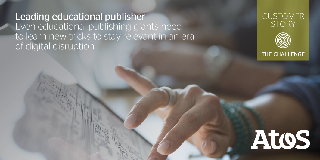 An educational publisher's journey from print publishing to digital and adaptive learning scie...