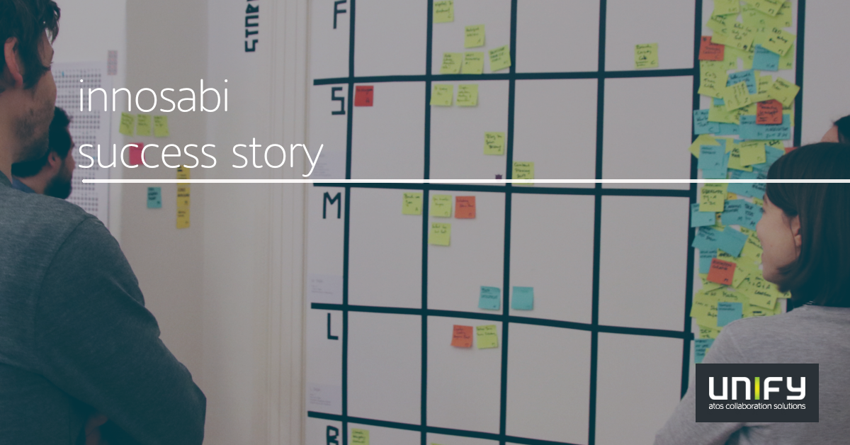 innosabi GmbH knew they needed a communications solution as #agile as they are, and...