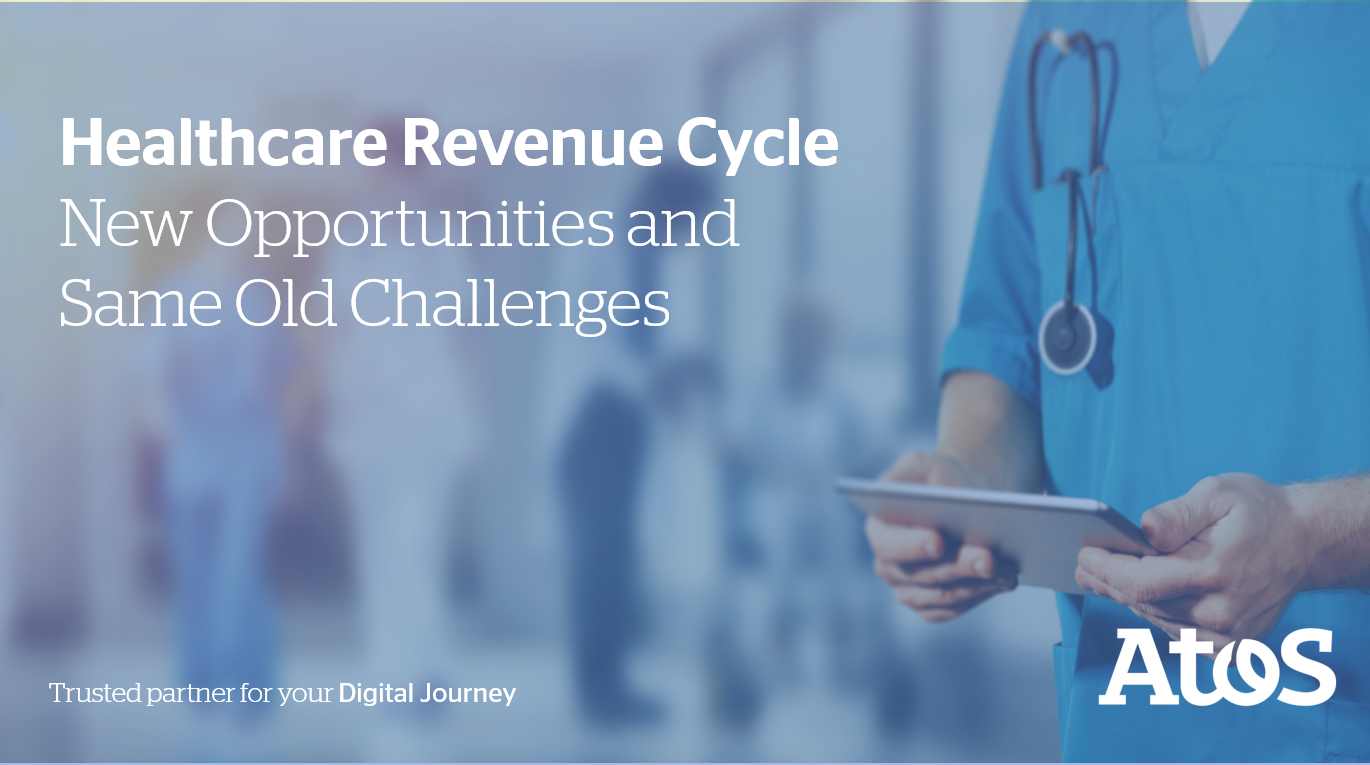 Revenue cycle management remains a complex and often fragmented set of critical processes in...