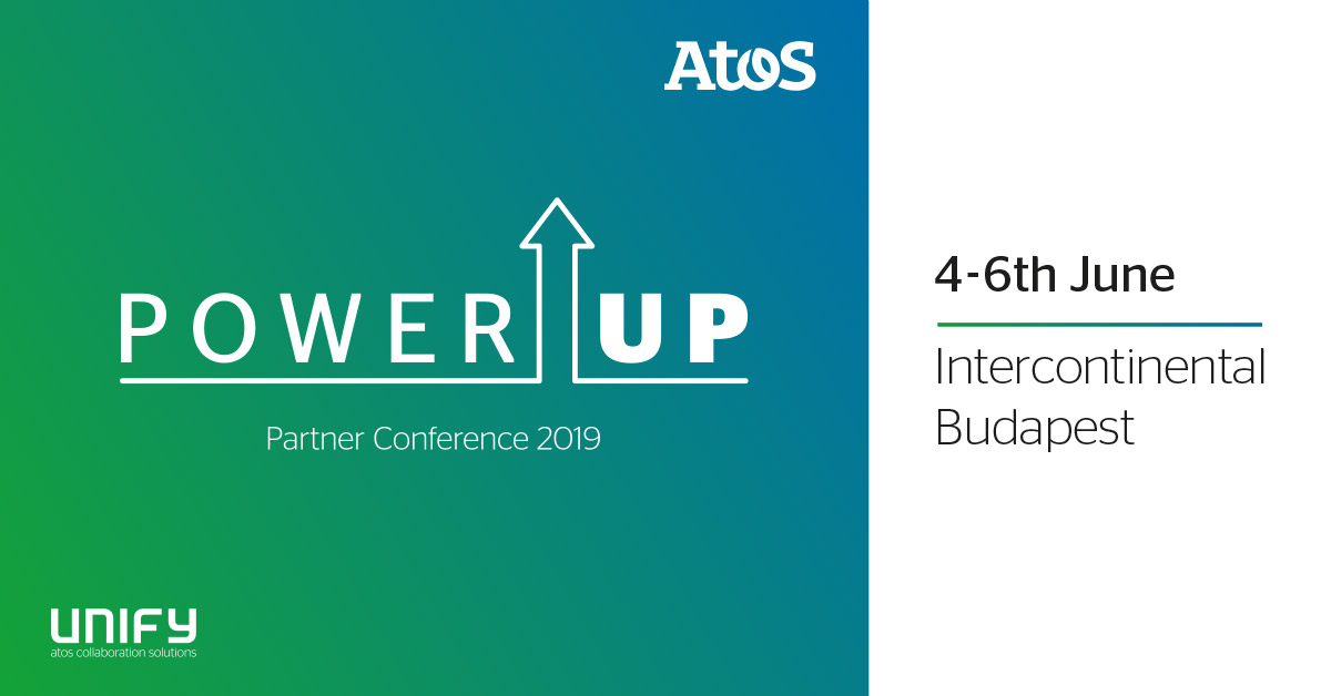 We are really excited about the #PowerUpPartners19 Conference being held in Budapest in June....