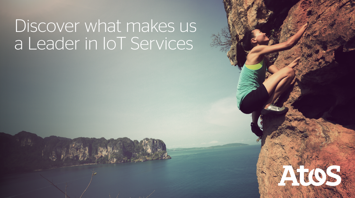 IoT remains one of the biggest game-changers and trends and we just got recognized...