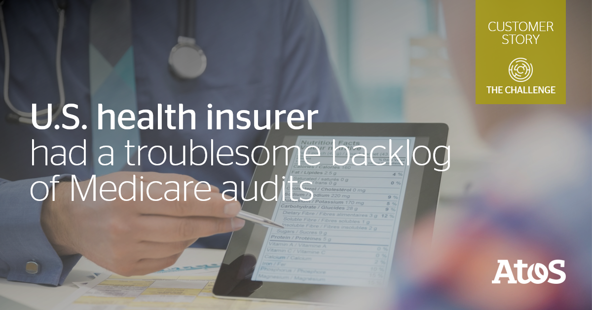 Cleaning out the MOOP audit backlog. How a leading U.S. #healthcare payer automated and...