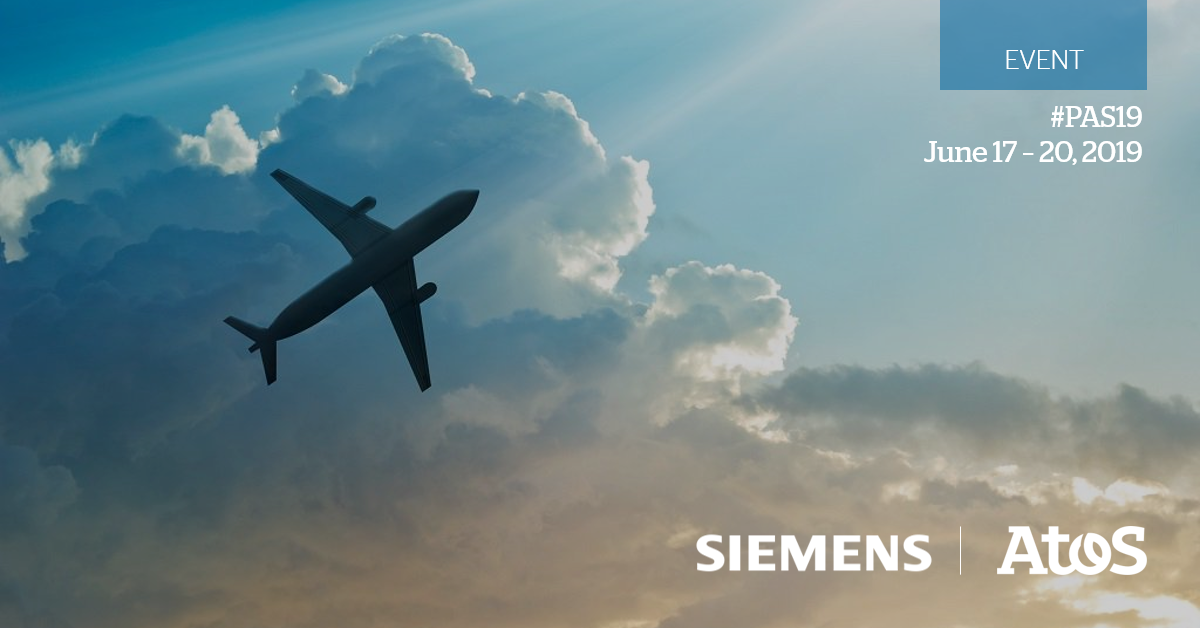 Together Atos and Siemens are very excited to jointly showcase at the International Paris...