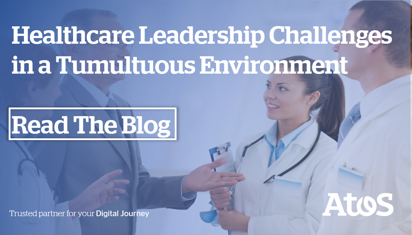 Healthcare legislation brings both challenges and opportunities on the journey of digital...