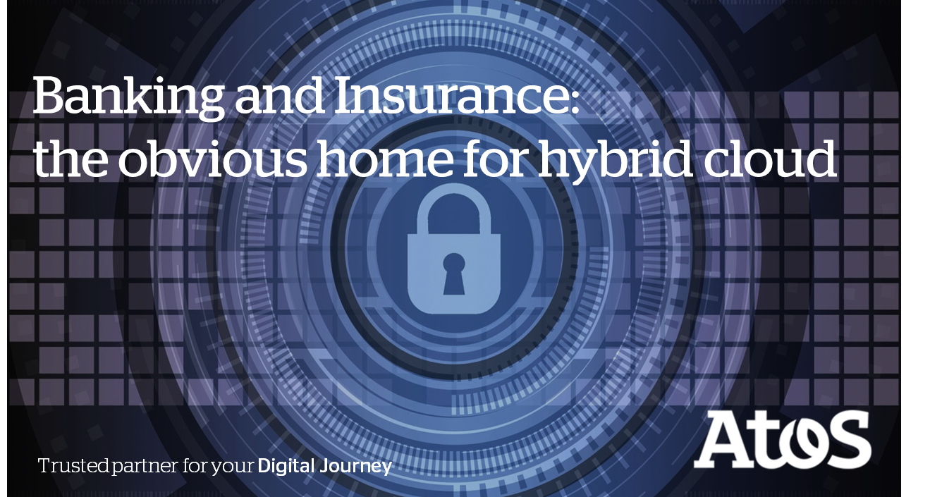 Banks and insurers now need to take advantage of the public cloud without delay,...