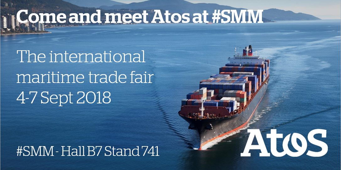 #SMM the international maritime trade fair, takes place from 4th to 7th September 2018...