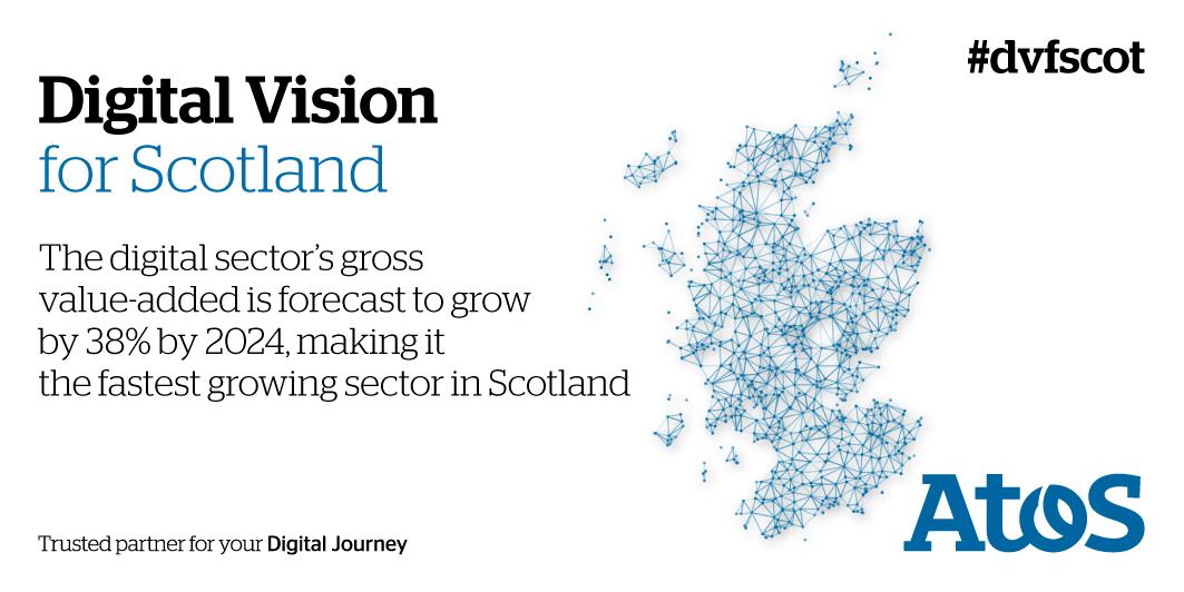Scotland's digital revolution: key facts and figures