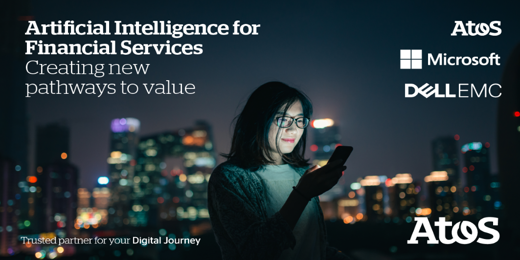 Learn how Atos automates service requests through the smart application of #AI for...