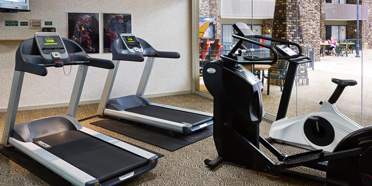 Ramkota Bismarck Fitness Room