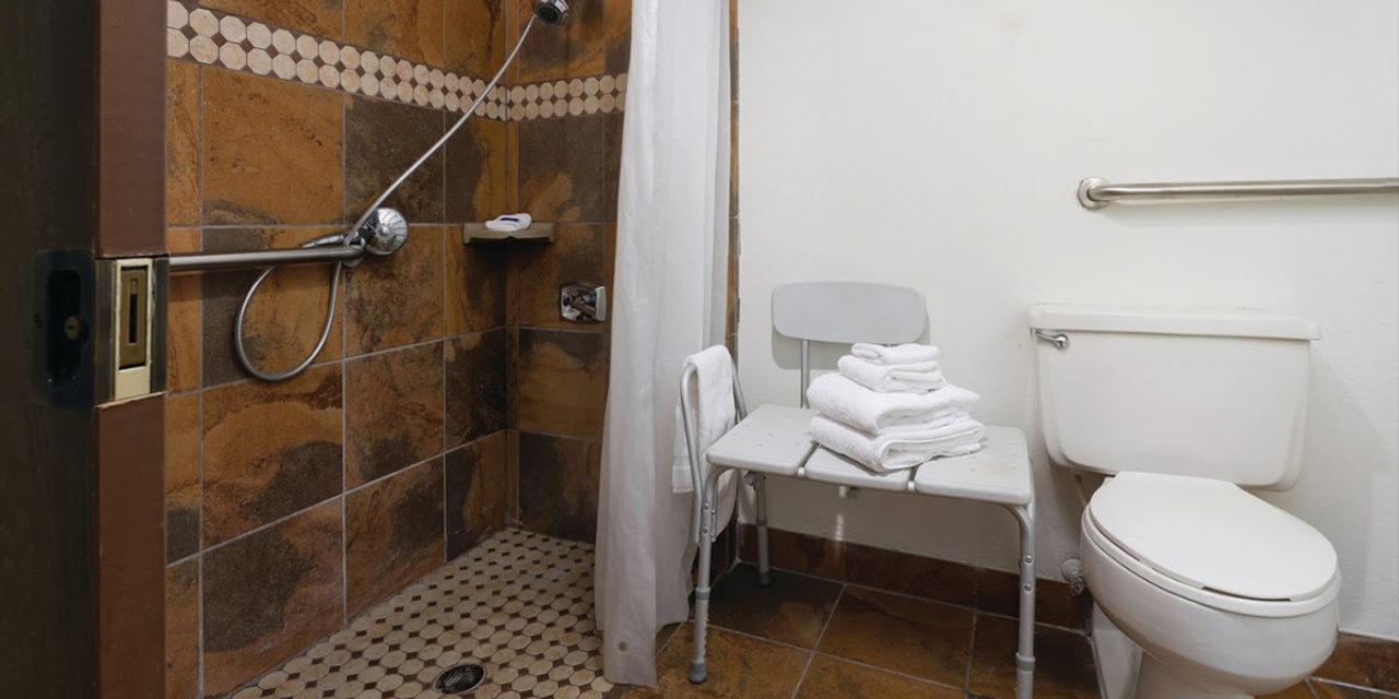 Ramkota Casper Guest Bath