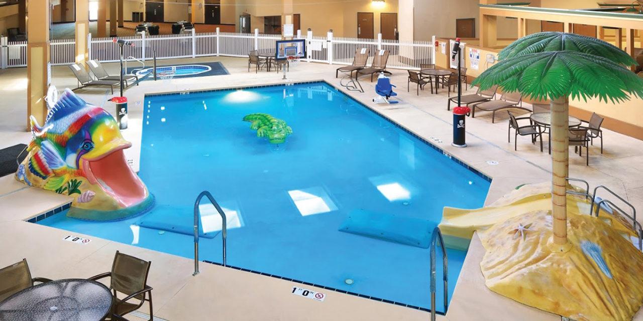 Ramkota Casper Castaway Bay Indoor Water Playland