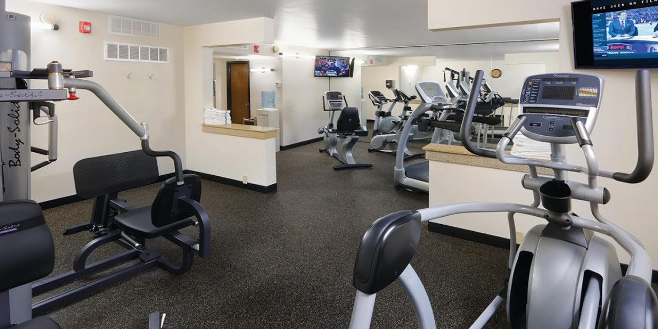 Ramkota Casper Fitness Room