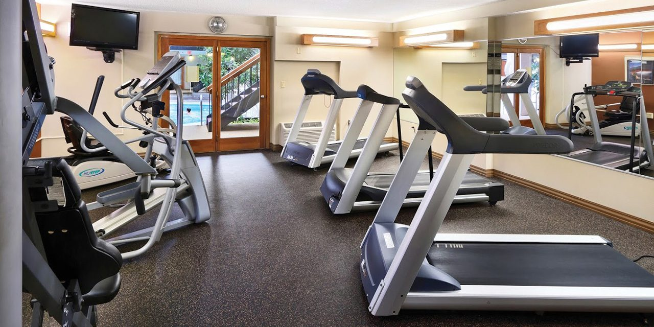 Ramkota Pierre Fitness Room