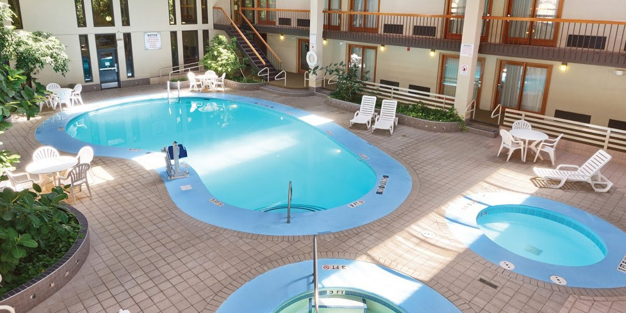 Ramkota Pierre Indoor Heated Pool, Wading Pool, and Whirlpool