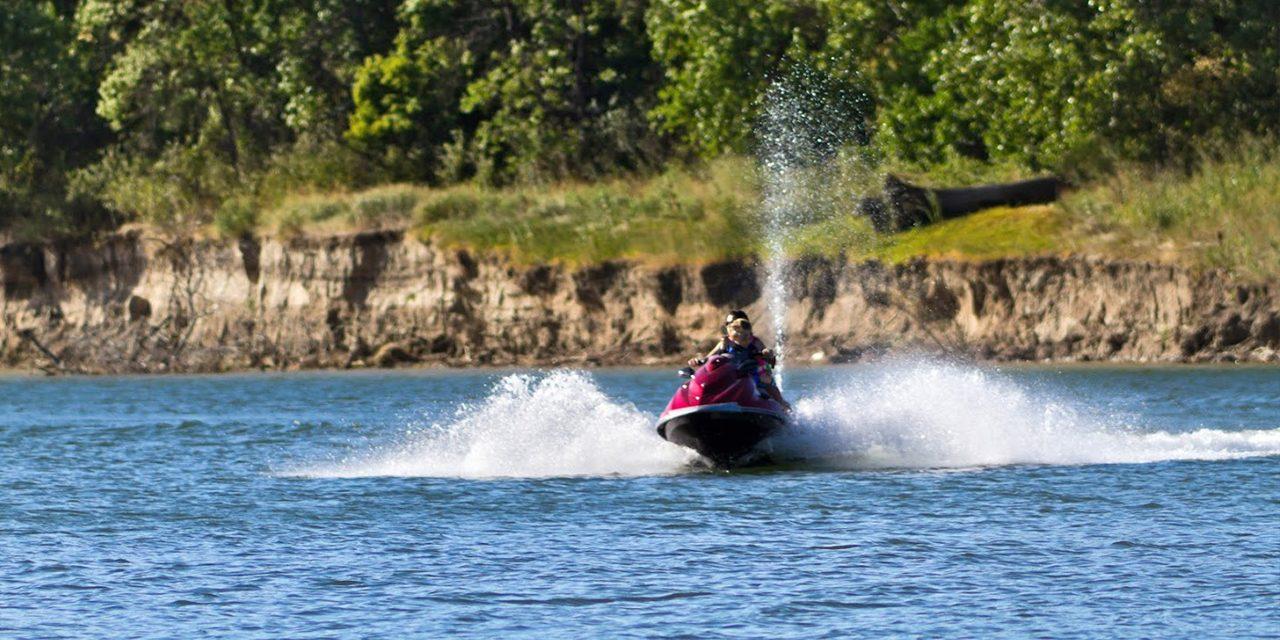 Ramkota Pierre Summer Jet Skiing