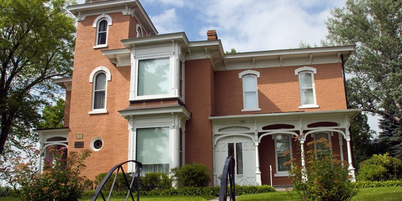 Mellette House in Watertown, SD