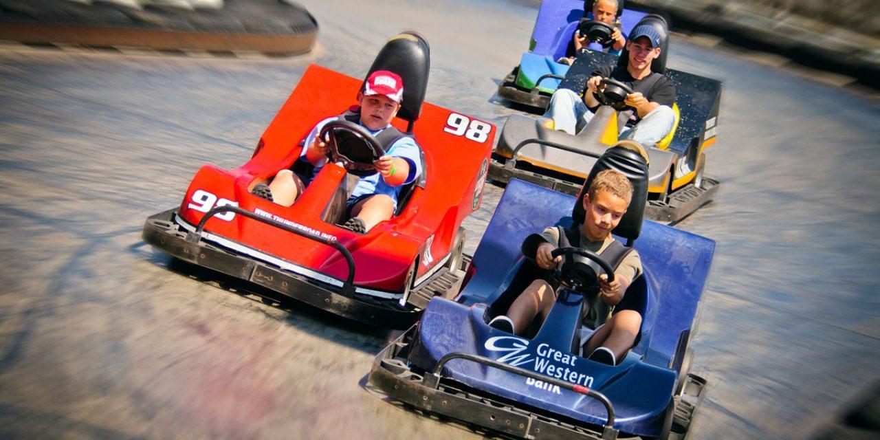 Thunder Road Amusement Park in Watertown, SD