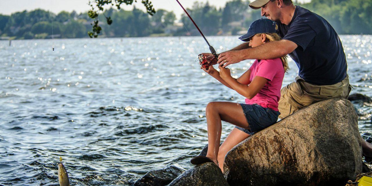 Ramkota Watertown Fishing