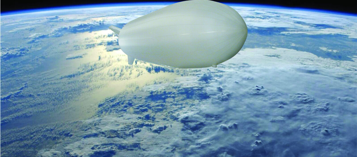 Stratospheric Airships
