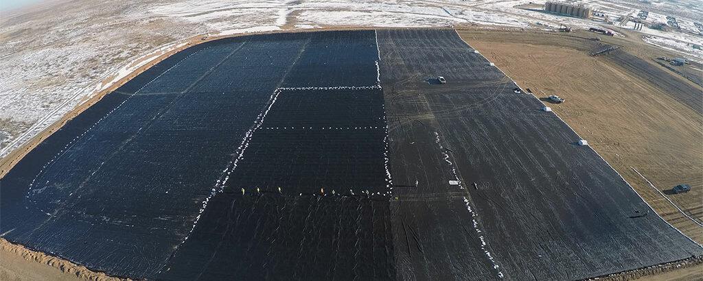 Reinforced Reservoir Liner image