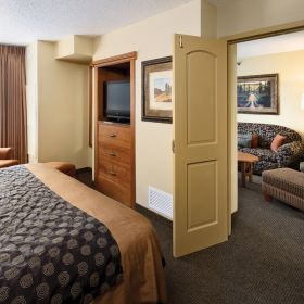 Two Room King Suite