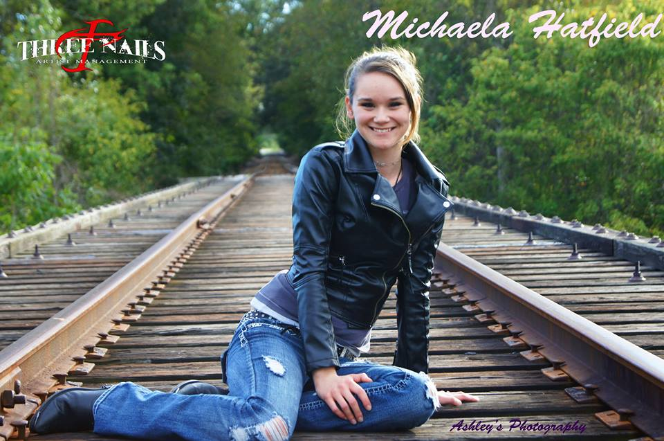 Meet Michaela Hatfield