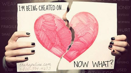 Your BF/GF is Cheating on You…Now What?