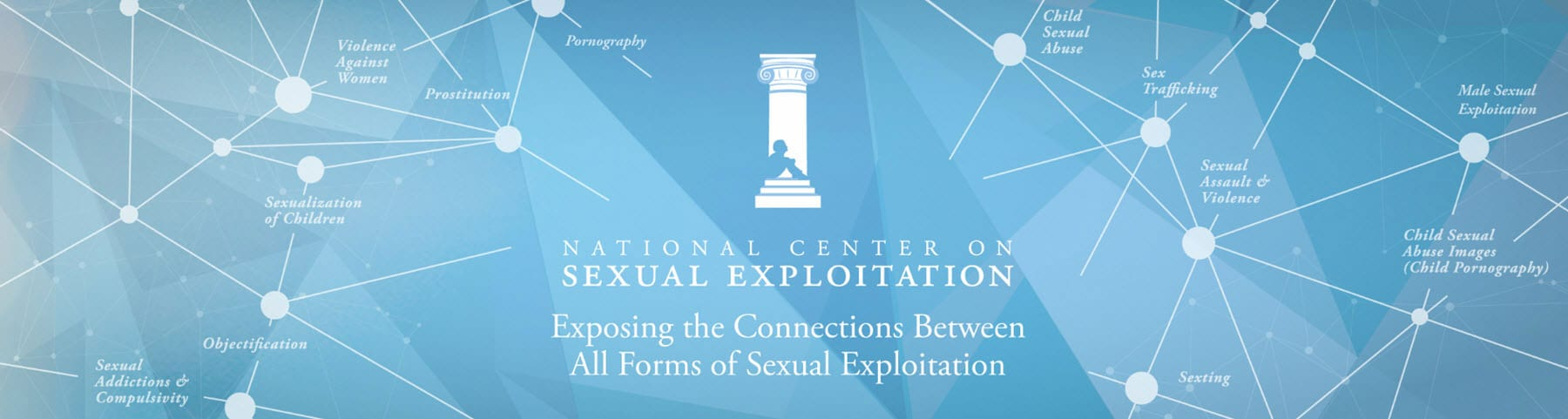 cut pornography out of your life from the National Center for Sexual Exploitation
