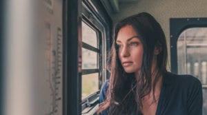 Woman-reflecting-on-her-broken-heart-