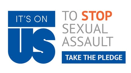 Sexual Assault – It's On Us