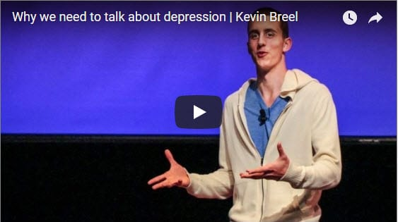 Why We Need to Talk About Depression [Video]