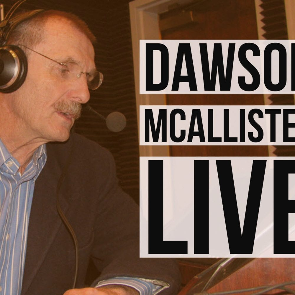 Dawson McAllister LIVE Starts Sunday, April 1st!