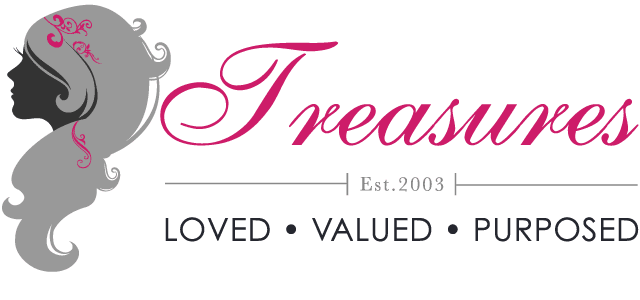 Treasures outreach and support for women in the sex industry and sex trafficking victims