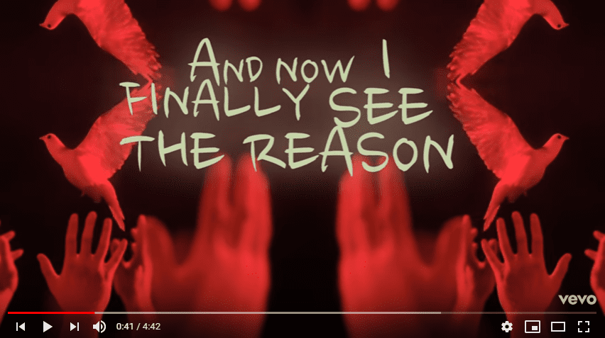 The Reason – Lacey Sturm [Video]