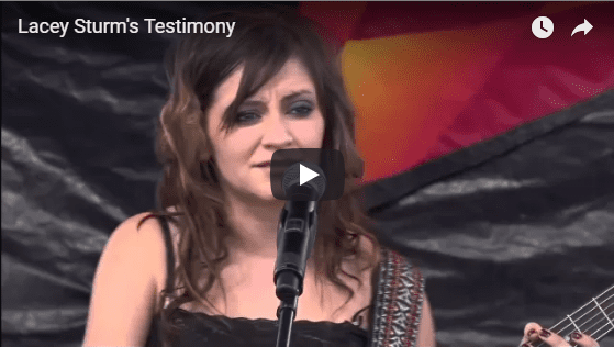 Lacey Sturm's Story In Her Own Words [Video]