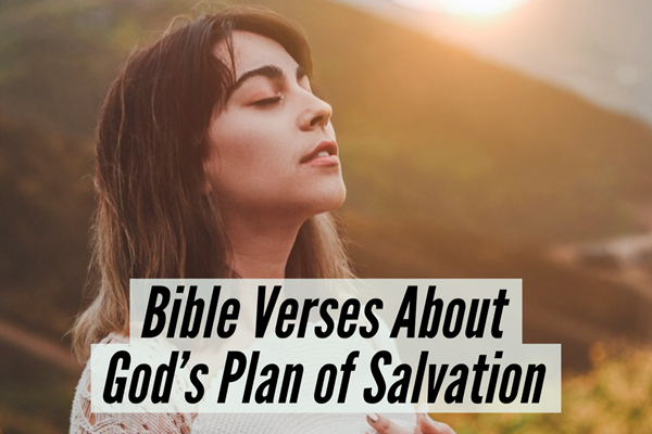 God's Plan of Salvation Bible Verses – Hope from God About TheHopeLine