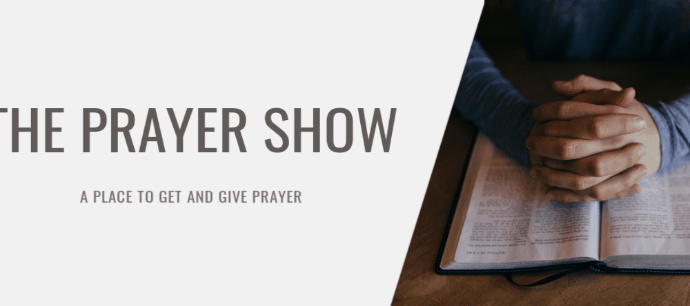 The Prayer Show