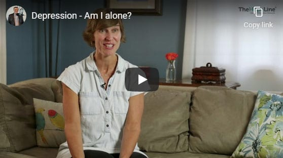 Depression – Am I alone?