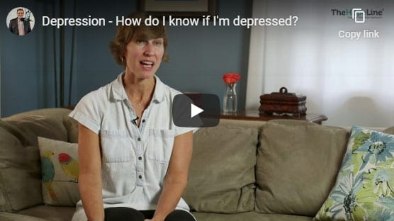 Depression – How do I know if I'm depressed?