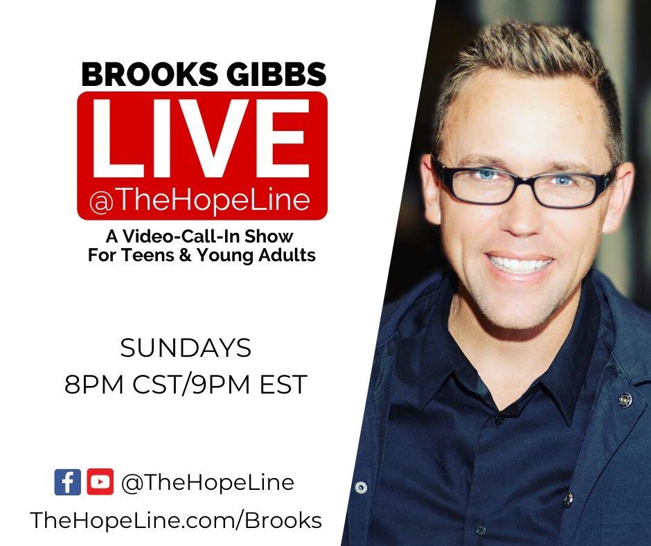 Brooks Gibbs Live @TheHopeLine