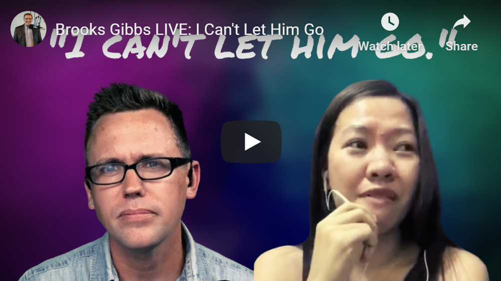 Brooks Gibbs LIVE: I Can't Let Him Go