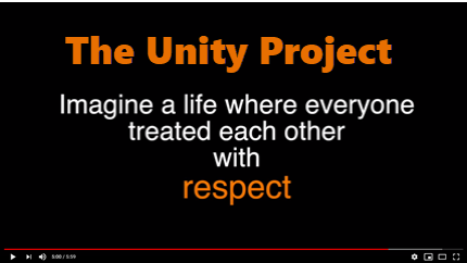 Bullying Prevention: The Unity Day Project